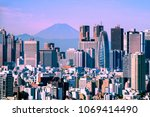tokyo   sep.8  with over 35... | Shutterstock . vector #1069414490