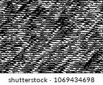 black and white grunge dust... | Shutterstock .eps vector #1069434698