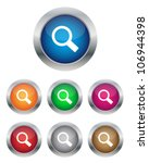 search buttons | Shutterstock .eps vector #106944398