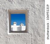 Balearic Islands White Chimney...