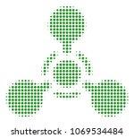 wmd nerve agent chemical... | Shutterstock .eps vector #1069534484