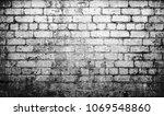 black and white grunge... | Shutterstock . vector #1069548860