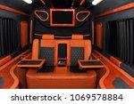 business class car tuning | Shutterstock . vector #1069578884