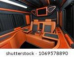 business class car tuning | Shutterstock . vector #1069578890