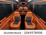 business class car tuning | Shutterstock . vector #1069578908