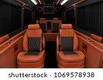 business class car tuning | Shutterstock . vector #1069578938