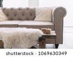 still life details of nordic... | Shutterstock . vector #1069630349