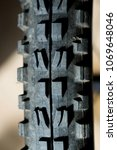 bicycle tyre. slovakia | Shutterstock . vector #1069648046
