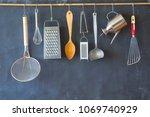 Vintage Kitchen Utensils ...