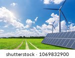 New Energy, Solar Energy and Wind Power to Solve Future Energy Shortages