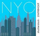 Nyc  Panorama Of New York City
