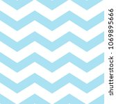 seamless background with blue... | Shutterstock .eps vector #1069895666