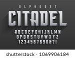vector condensed original... | Shutterstock .eps vector #1069906184