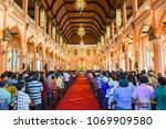 chantaburi  thailand   january... | Shutterstock . vector #1069909580