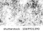 dirty messy texture | Shutterstock . vector #1069931390