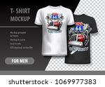 T Shirt Template  Fully...