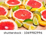 Grep Slices With Other Citrus...