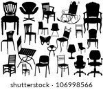 Vector Chair Set