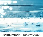 abstract effect.  shining... | Shutterstock . vector #1069997909