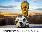 april 13  2018 moscow  russia... | Shutterstock . vector #1070022413
