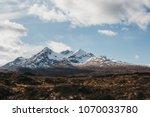 landscape view of scottish...   Shutterstock . vector #1070033780