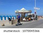 dunkirk  france   may 31  2017  ... | Shutterstock . vector #1070045366