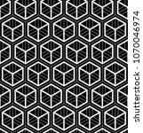 vector seamless geometric... | Shutterstock .eps vector #1070046974