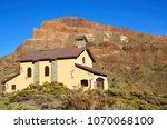 church ermita de nuestra senora ... | Shutterstock . vector #1070068100