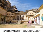 old building of historical... | Shutterstock . vector #1070099600