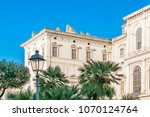 exterior view of barberini... | Shutterstock . vector #1070124764