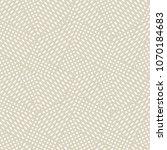 vector geometric seamless... | Shutterstock .eps vector #1070184683