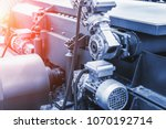 industrial automotive machine... | Shutterstock . vector #1070192714