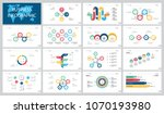 colorful logistics or... | Shutterstock .eps vector #1070193980