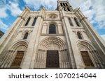 Small photo of Saint Denis Basilica, Saint Denis, FRANCE.