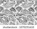 vector seamless pattern of... | Shutterstock .eps vector #1070251610