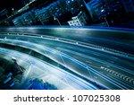 city traffic | Shutterstock . vector #107025308