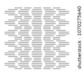 dotted vector design | Shutterstock .eps vector #1070275640