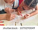 bangkok  thailand   december 17 ... | Shutterstock . vector #1070293049