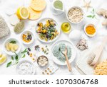 home beauty products   clay ...   Shutterstock . vector #1070306768