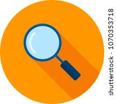 search  magnifying glass | Shutterstock .eps vector #1070353718