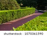 Decorated Stone Paths Among...