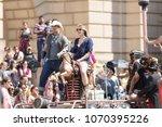 washington  d.c.  usa   april... | Shutterstock . vector #1070395226