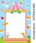 illustration vector of kids...   Shutterstock .eps vector #1070441480
