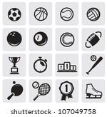 set sports | Shutterstock .eps vector #107049758