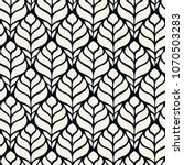 seamless abstract pattern with... | Shutterstock .eps vector #1070503283
