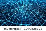 3d render abstract background....   Shutterstock . vector #1070535326