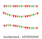 circus icon element vector... | Shutterstock .eps vector #1070543540