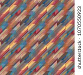 abstract color seamless pattern ... | Shutterstock .eps vector #1070550923