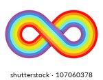 Abstract Rainbow Infinity....