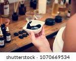 spa salon therapy treatment | Shutterstock . vector #1070669534
